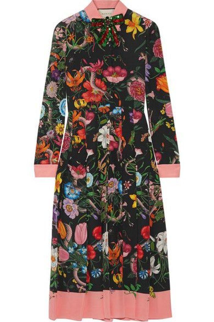 Robe originale Gucci
