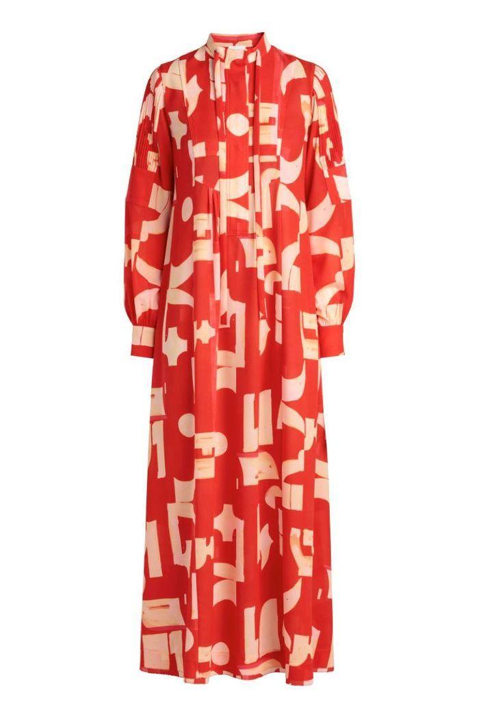 Robe printemps H&M