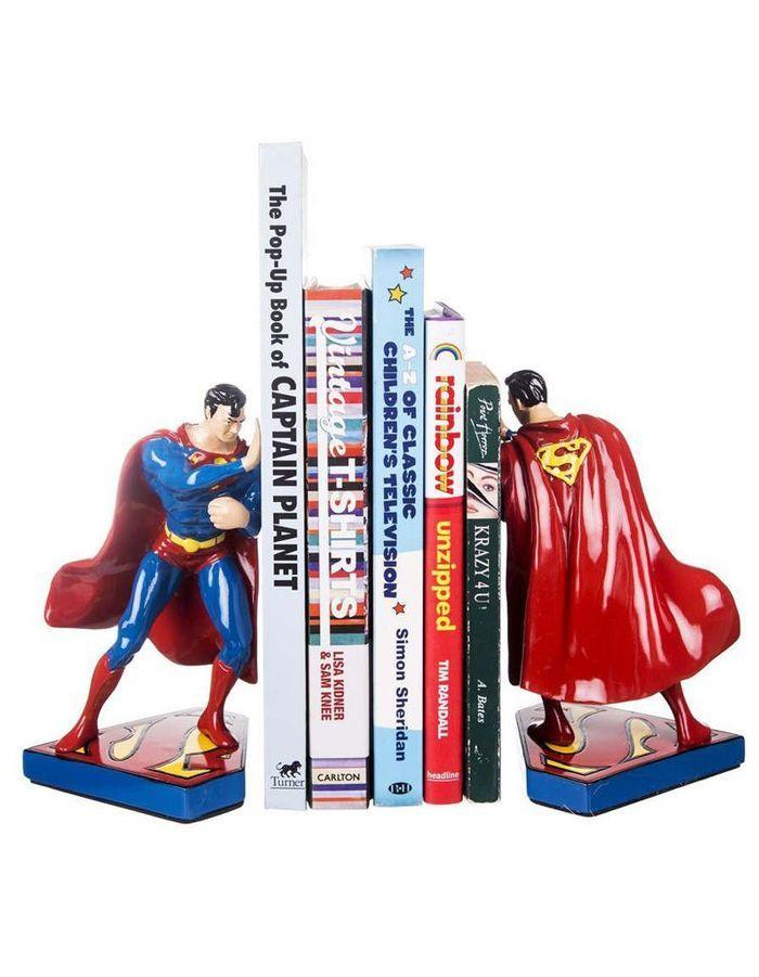 Serre-livres « Superman «