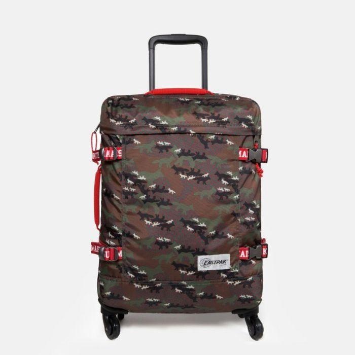 Valise cabine Eastpack x Kitsune