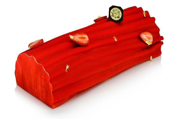 b che de no l 2016 b che fraise de no l mariage fr res. Black Bedroom Furniture Sets. Home Design Ideas