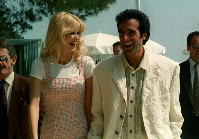 David Copperfield Claudia Schiffer Retour Sur Les
