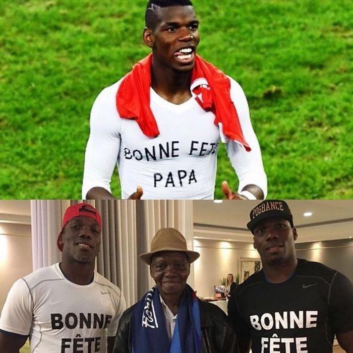 Triste nouvelle pour la famille de Paul Pogba