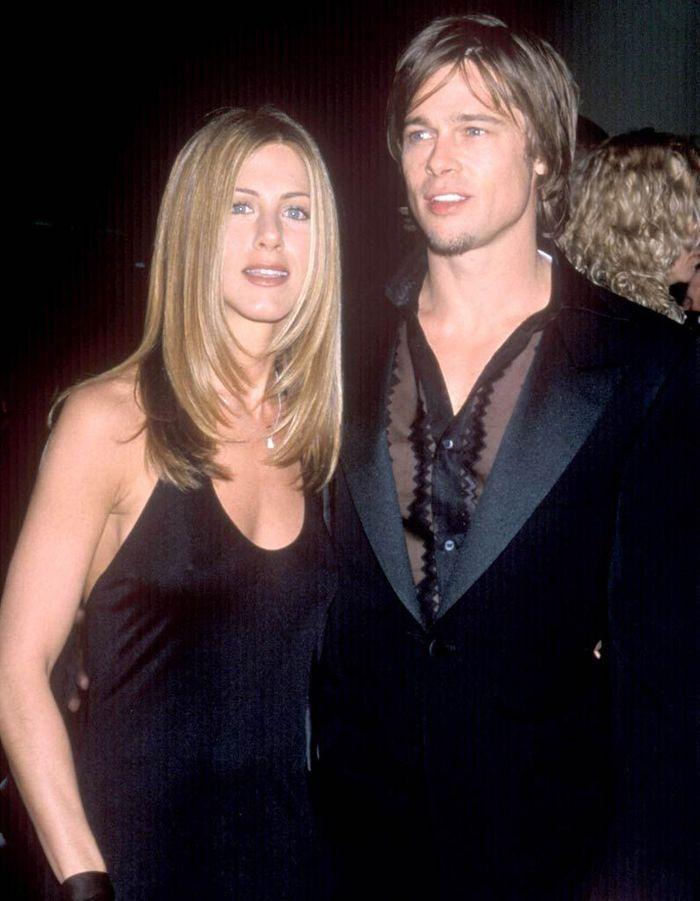 Son couple avec Brad Pitt