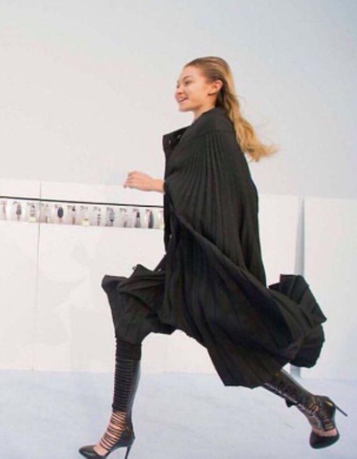 Les Instagram de la semaine: run Gigi, run!