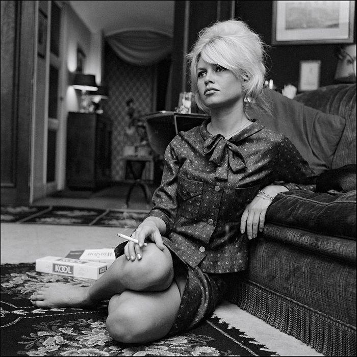 Brigitte bardot maisons de stars les photos r tro des stars dans leur int - Maison brigitte bardot ...