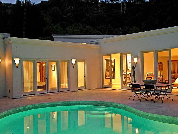 le nid d 39 amour maisons de stars qui habite ici elle. Black Bedroom Furniture Sets. Home Design Ideas