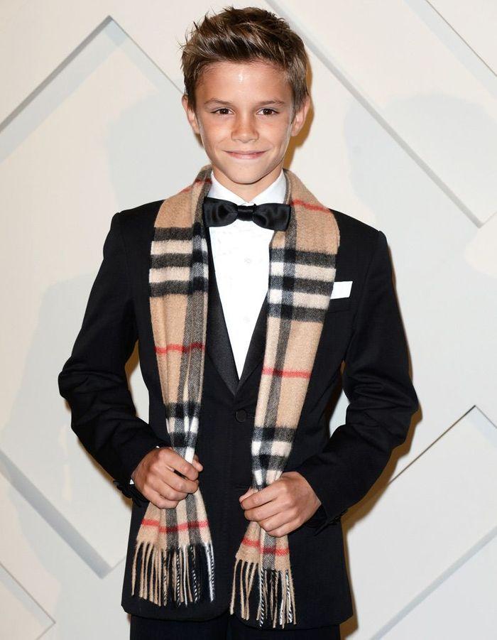 Romeo Beckham, la nouvelle star de la famille