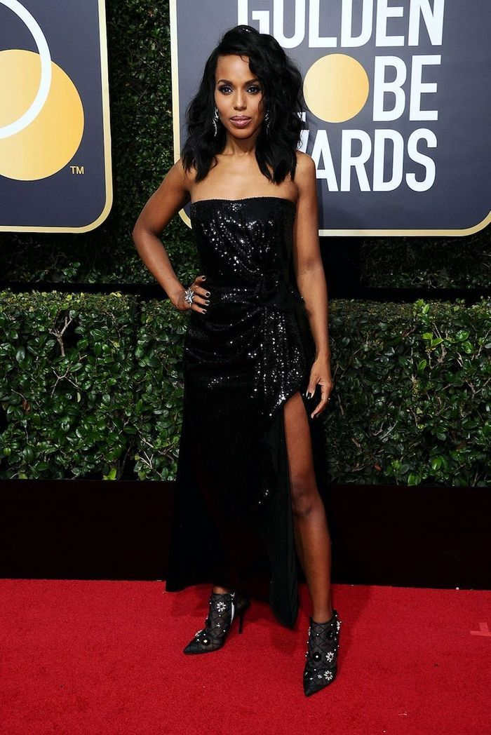 Kerry Washington en Prabal Gurung