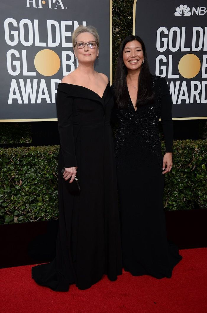 Meryl Streep en Vera Wang Collection