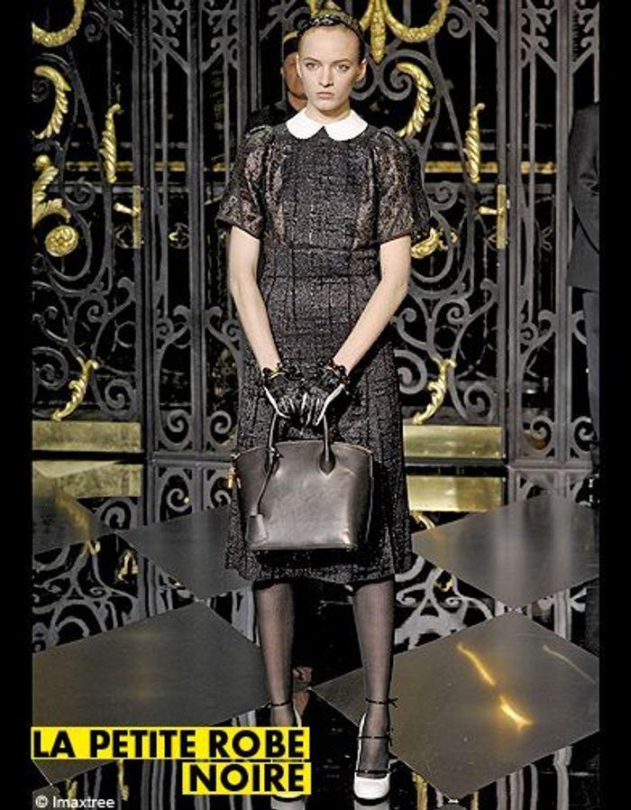 Petite robe noire mode d'emploi
