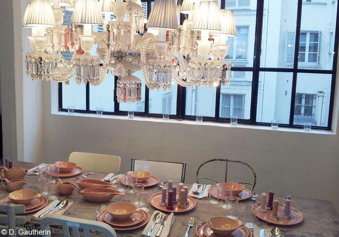 la table romantique chez merci 10 id es de pros pour d corer sa table de f tes elle. Black Bedroom Furniture Sets. Home Design Ideas