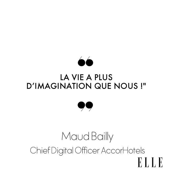 Maud Bailly, Chief Digital Officer AccorHotels