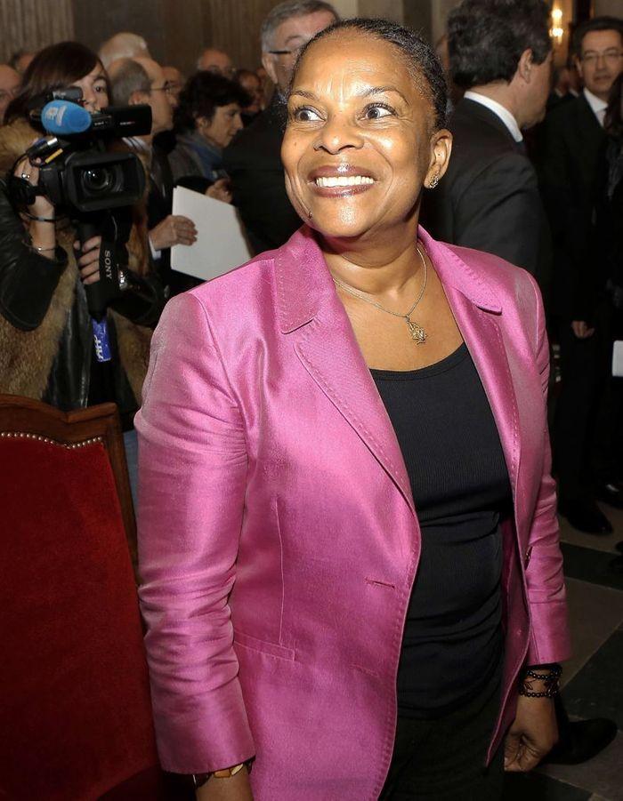 Christiane Taubira : pas de référendum sur le mariage gay