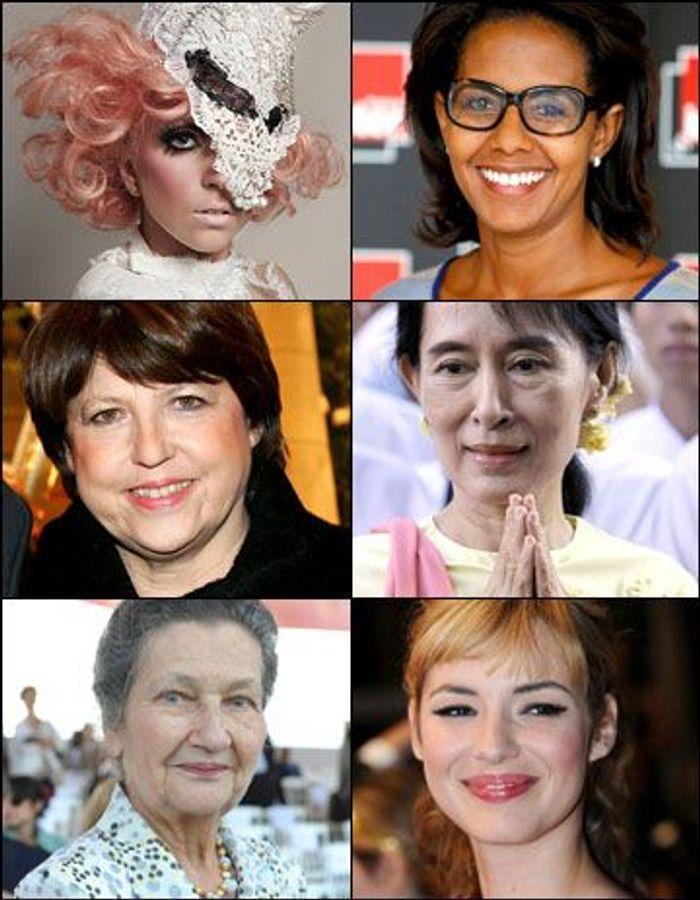 Les femmes qui ont marqué 2010