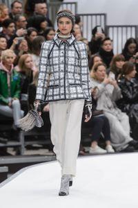 Défilé Chanel Prêt à porter Automne-Hiver 2017-2018