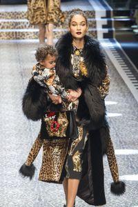 Défilé Dolce & Gabbana Prêt à porter Automne-Hiver 2017-2018