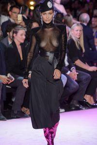 Défilé Alexandre Vauthier Haute Couture Automne-Hiver 2017-2018
