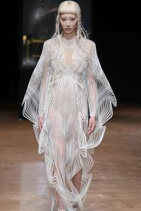 Défilé Iris Van Herpen Haute Couture Automne-Hiver 2017-2018