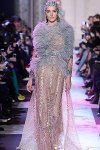 Défilé Elie Saab Haute Couture Printemps-Été 2018