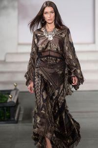 Défilé Ralph Lauren Prêt à porter printemps-été 2017