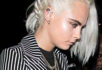 Blond polaire : comme Cara Delevingne, n'ayez pas froid aux yeux !