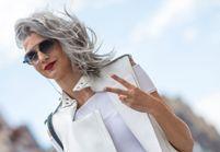Vive les cheveux gris !