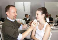 Make-up nude, paillettes, mascara… Peter Philips nous livre ses secrets