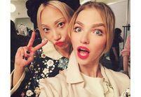 On adore le look K-Pop du défilé croisière Chanel de Séoul