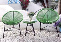 25 meubles de jardin pas chers