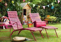 40 chaises longues et transats pour un été relax !