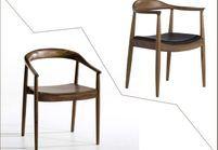 1 objet, 2 budgets : la chaise Icône versus la chaise AM.PM.