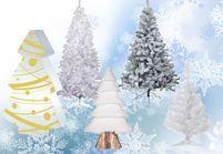 Pour Noël, je veux un sapin blanc !
