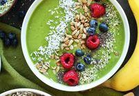 #Smoothiebowl, le petit déjeuner healthy pour une détox gourmande