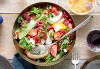 Recettes Salades futées