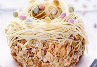 Pas à pas : le nid de Pâques
