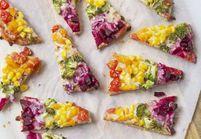 Vive la pizza rainbow !