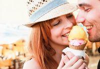 Les jeunes époux heureux prennent plus de poids