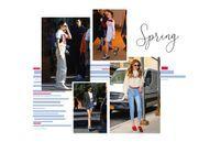 Vos stars préférées portent déjà toutes leurs chaussures de printemps
