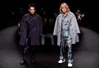 Ben Stiller et Owen Wilson invités surprise du défilé Valentino
