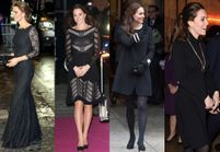 Pourquoi Kate Middleton ne porte plus que du noir