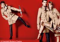 Romeo Beckham, graine de star de la nouvelle campagne Burberry
