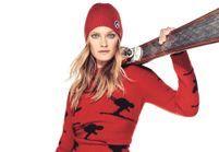 L'instant mode : la campagne glaciale de Fusalp x Constance Jablonski