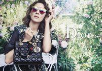 L'instant mode : Marion Cotillard, délicate femme-fleur pour Dior
