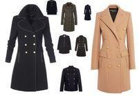 14 manteaux officier pour un hiver stylé