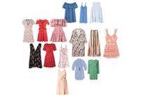 25 robes d'été pour un look ensoleillé