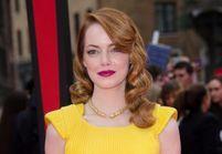 Emma Stone surprise par Mel C en direct