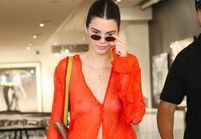 Kendall Jenner nue sous sa chemise transparente fait le buzz