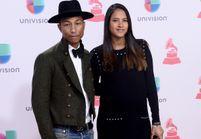 Pharrell Williams et sa femme parents de… triplés !