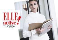 ELLE Active pose ses valises à Paris les 8 et 9 avril prochains : inscrivez-vous !
